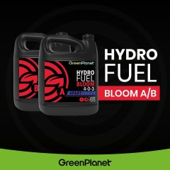 Hydro Fuel Bloom Product Social Asset
