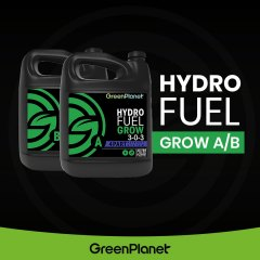 Hydro Fuel Grow Product Social Asset
