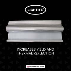 Lightite Increases Yeild And Thermal Reflection Social Asset