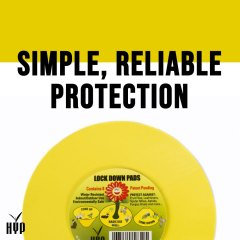 Simple Reliable Protection Lockdown Pads Social Asset