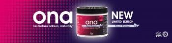 ONA Fruit Fusion Home Page Slider Image