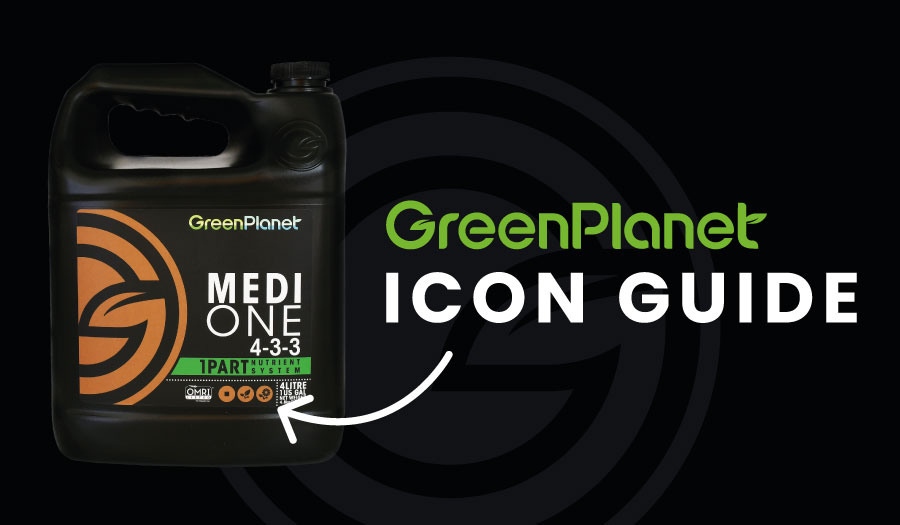 Green Planet – A Simple Icon Guide to Choosing the Right Nutrients
