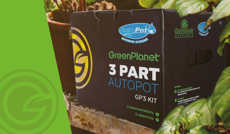 GP3: Use Clean Nutrients in your AutoPot System