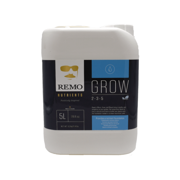 5L Grow Product Front