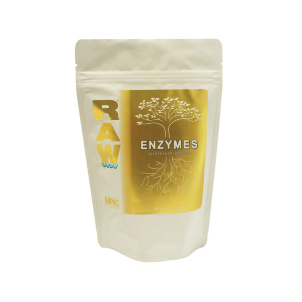 raw soluble enzymes