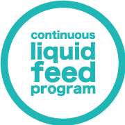 for use in cont liquid feed icon