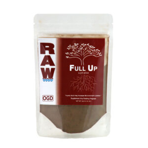 raw soluble full up
