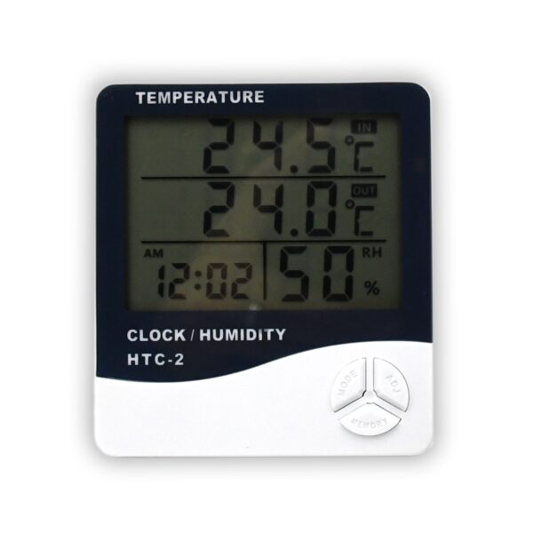 Temperature-and-Humidity-meter